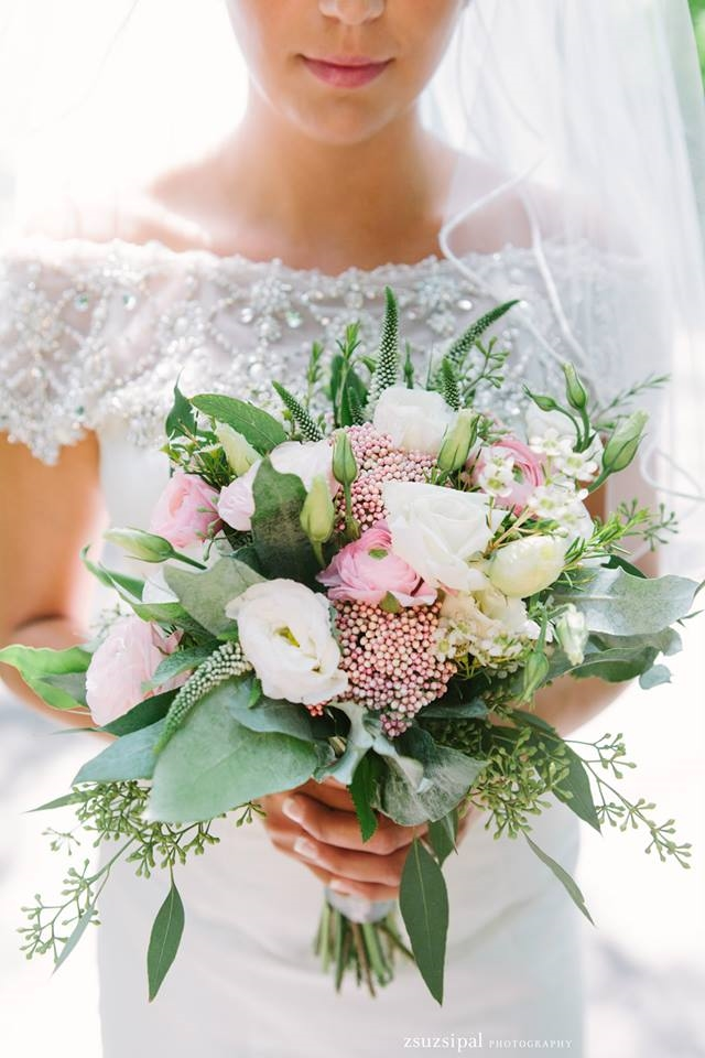 Bridal Bouquet bu Charmed in Waterloo ON