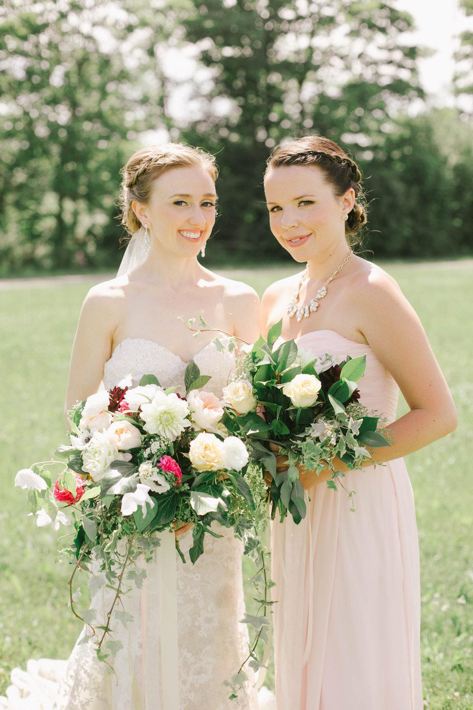 Wedding Flowers at Whistle Bear
