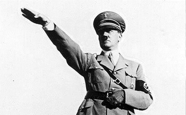 hitler stands with arms outstretched.jpg