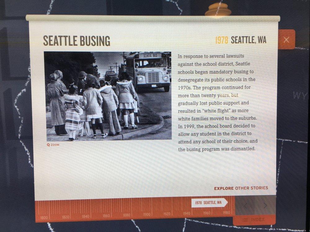 Seattle Busing