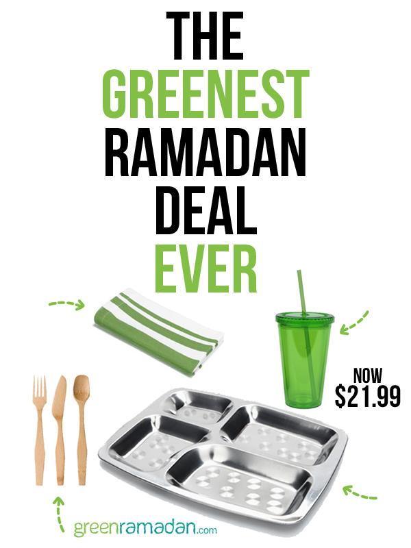Green Ramadan 2014