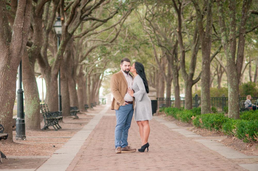 Charleston, SC Engagement