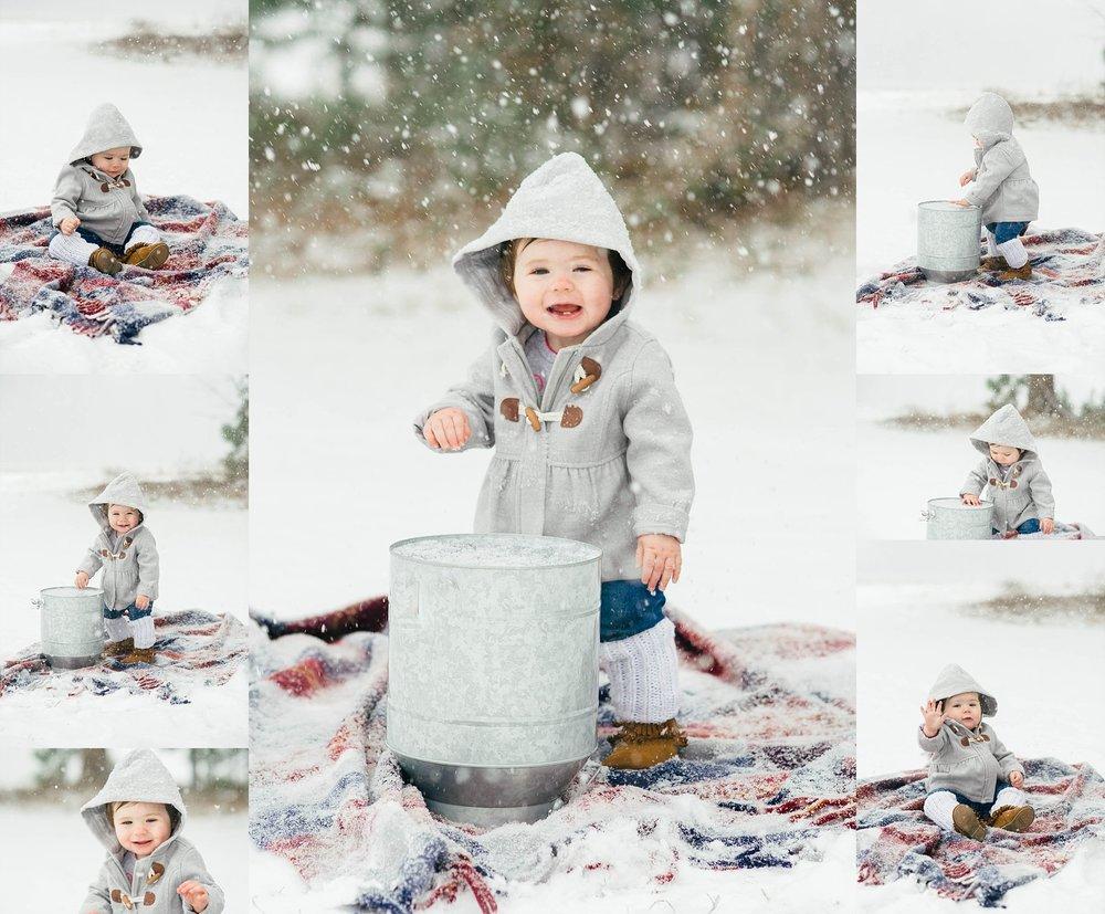 Summerton, South Carolina- Snow storm 2018