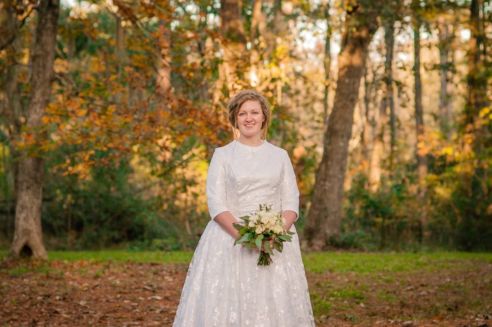 Kylie-Bridal Yemassee SC Old Sheldon Church Ruins Beaufort, SC