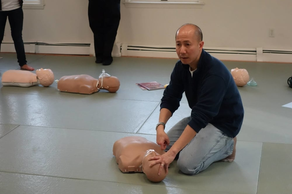 Cpr Certification Yee Medicine And Pediatric Associates