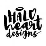 Halo-Heart Designs
