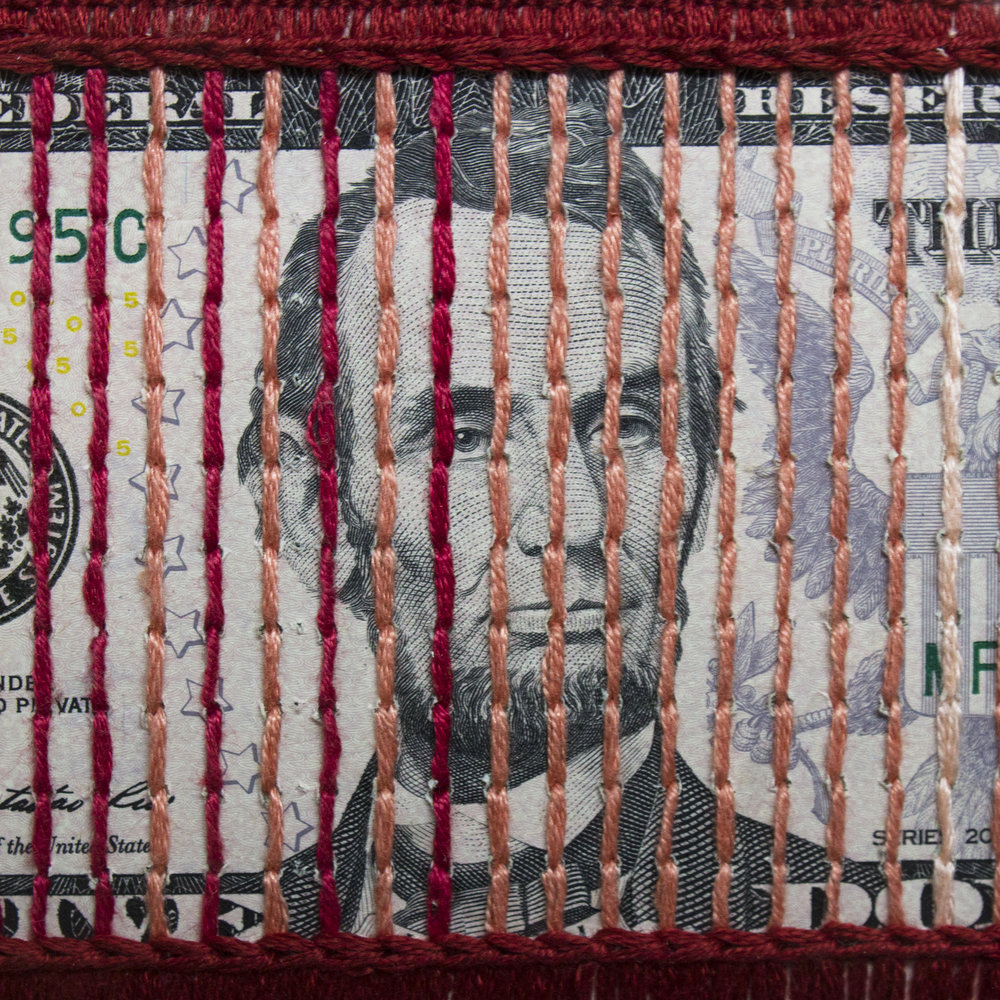 Embroidered Bills
