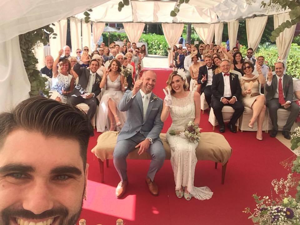 weddingselfie