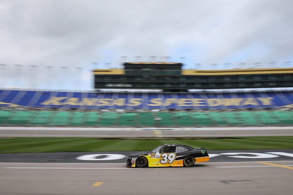 Kansas Lottery 300  Kansas Speedway  Saturday, Oct 21   Photo Gallery