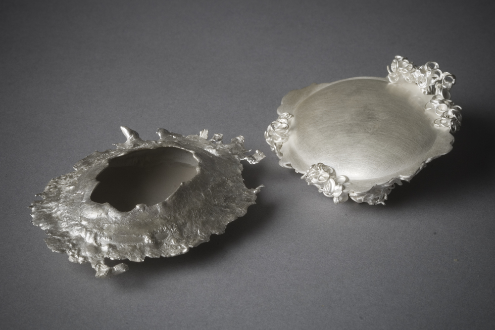 inconsolable   |  Detail 10  |  Silver  |  2009