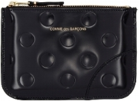 https://www.ssense.com/en-us/women/product/comme-des-garcons-wallets/black-patent-polka-dot-pouch/1886723
