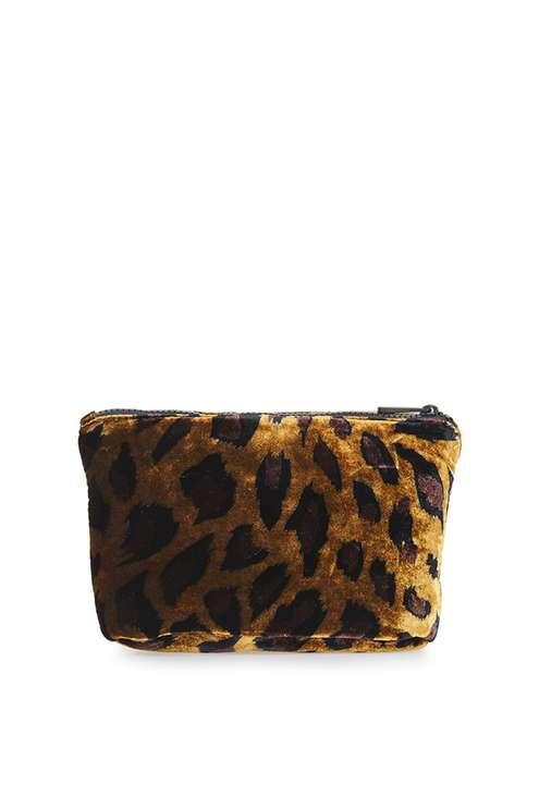http://us.topshop.com/en/tsus/product/velvet-tent-make-up-bag-6065058?bi=0&ps=20&Ntt=animal%20print%20bag