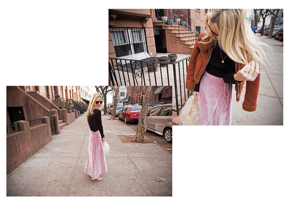Ph: Myself shot on the streets of Brooklyn, by James Dimmock