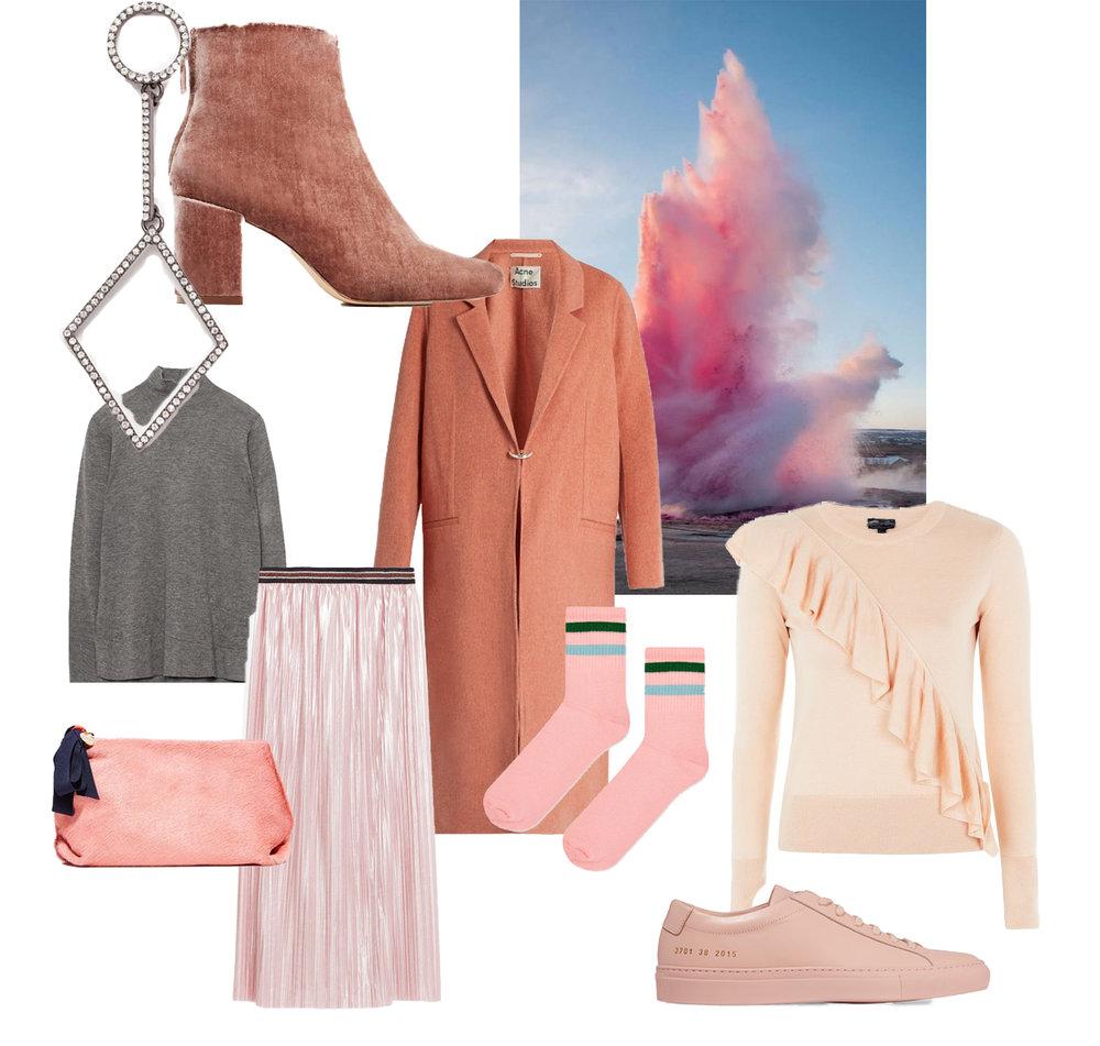 Ph: Pink Geyser, Iceland