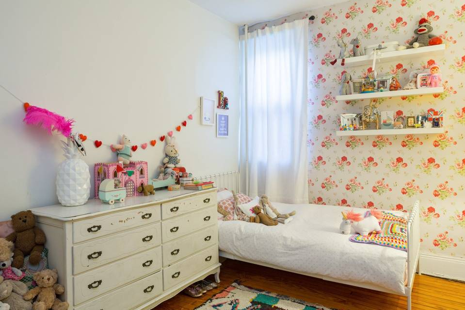 Elle strauss should parents let kids design their own for Cath kidston style bedroom ideas