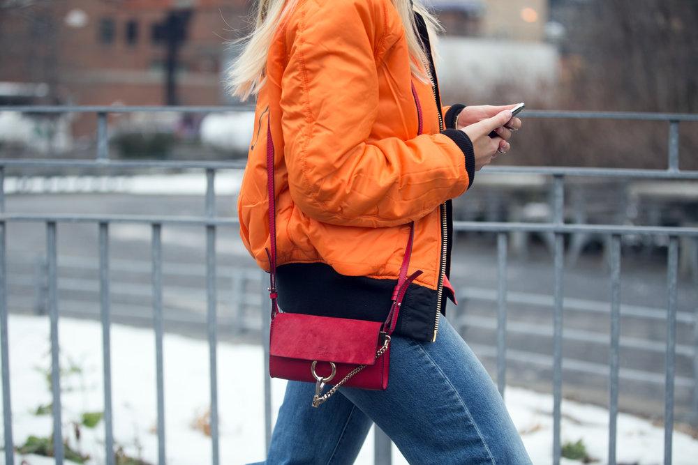 Ph: CHLOE Faye Mini Bag Shot by Melodie Jeng