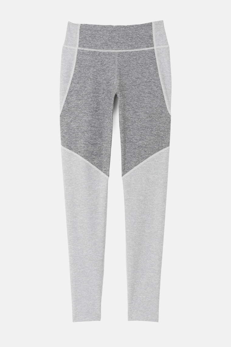 Ph:  Two Tone Warm-up Leggings $95