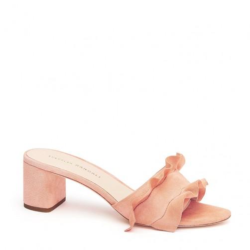 Ph: Loeffler Randall, Vera Ruffle Slide Sandal