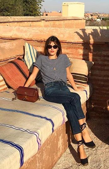 Ph: Jeanne Damas in Morocco