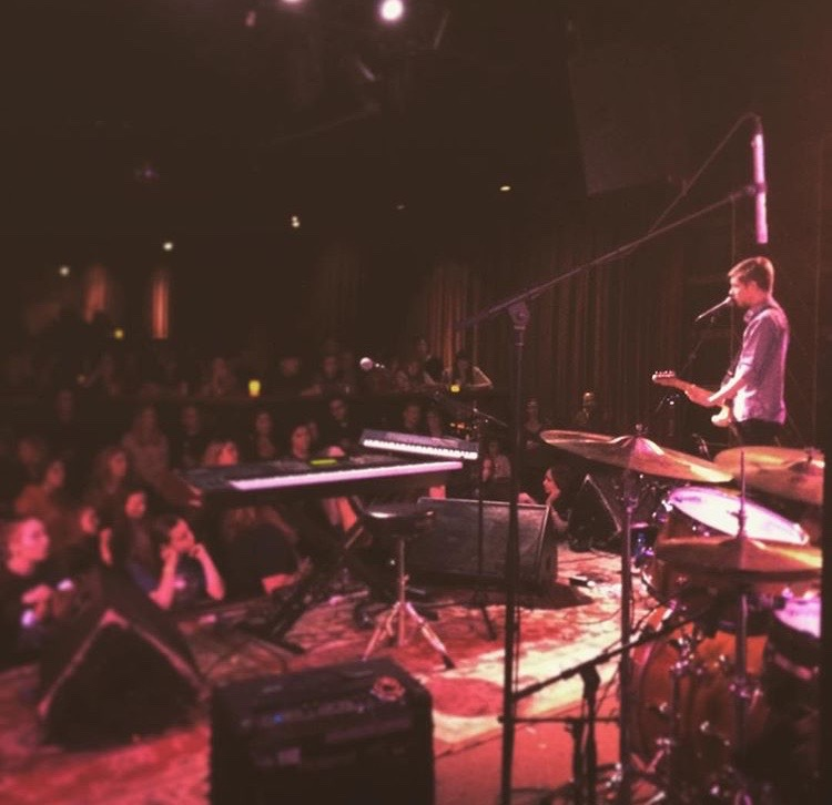 opening for Emily Kinney in Charlotte, 11/15