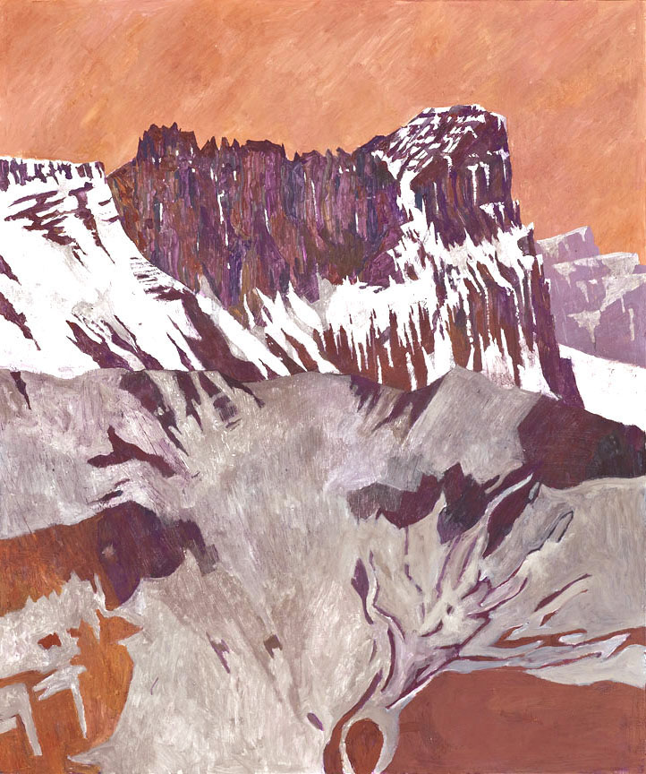 James Shay.Mt. Gould,  50x42. 2013.jpg