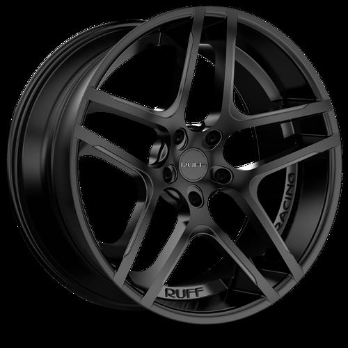 R954    Satin Black