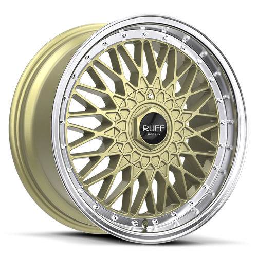 R957 Gold w/ Machined Lip