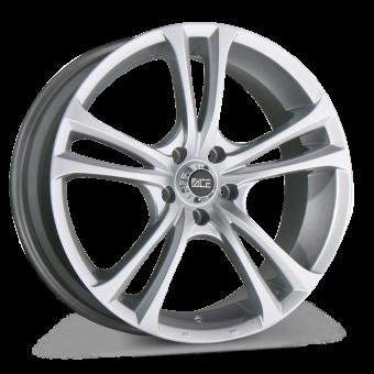 MANTA   A205   |  Metallic Silver