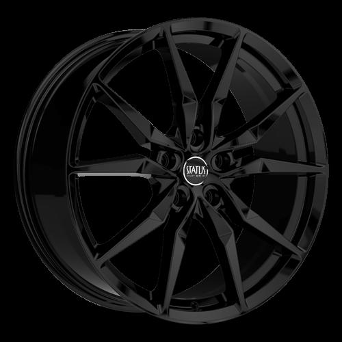 S832 TORO  Gloss Black