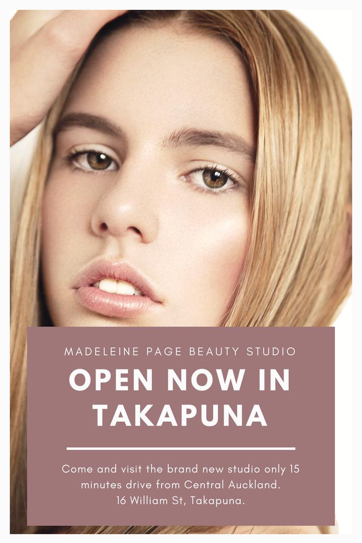 Madeleine Page Hair and Makeup Studio