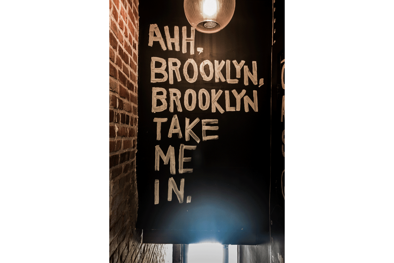 Ah Brooklyn Brooklyn Take Me In Mural Mete