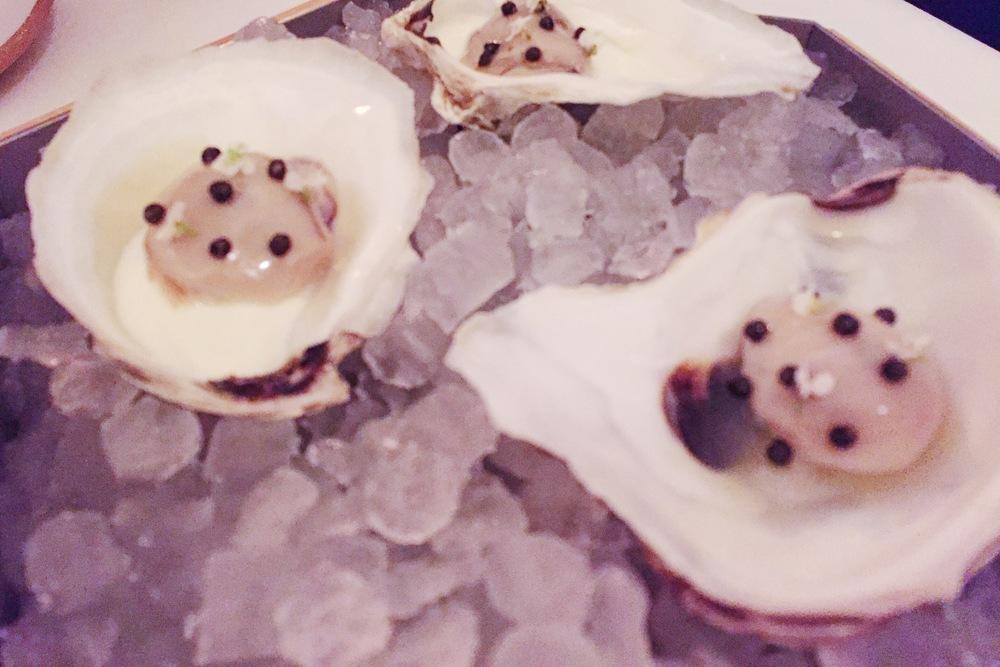 Wellfleet Oyster with Caviar