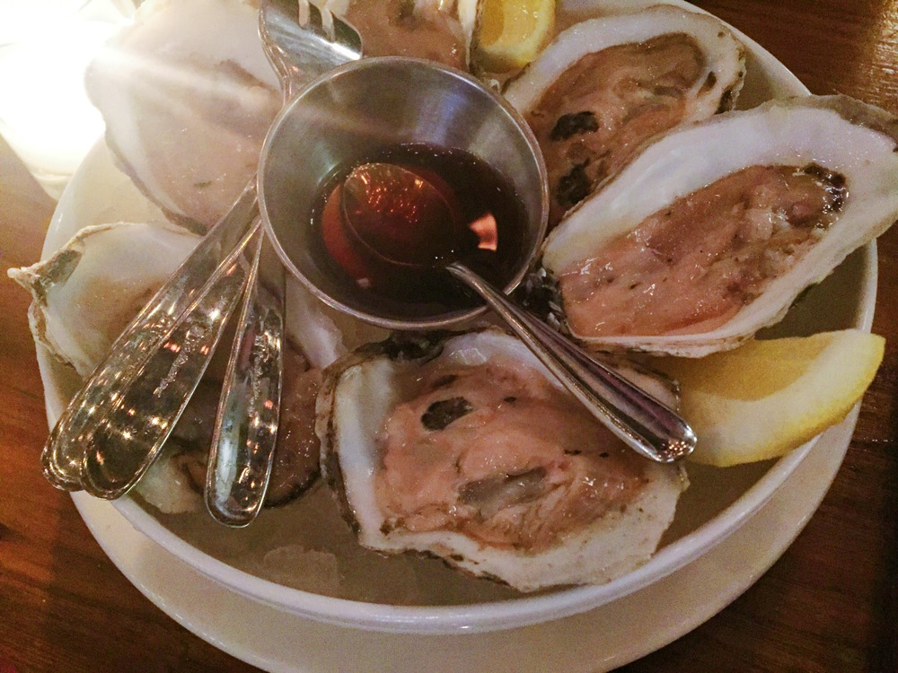 More oysters, please