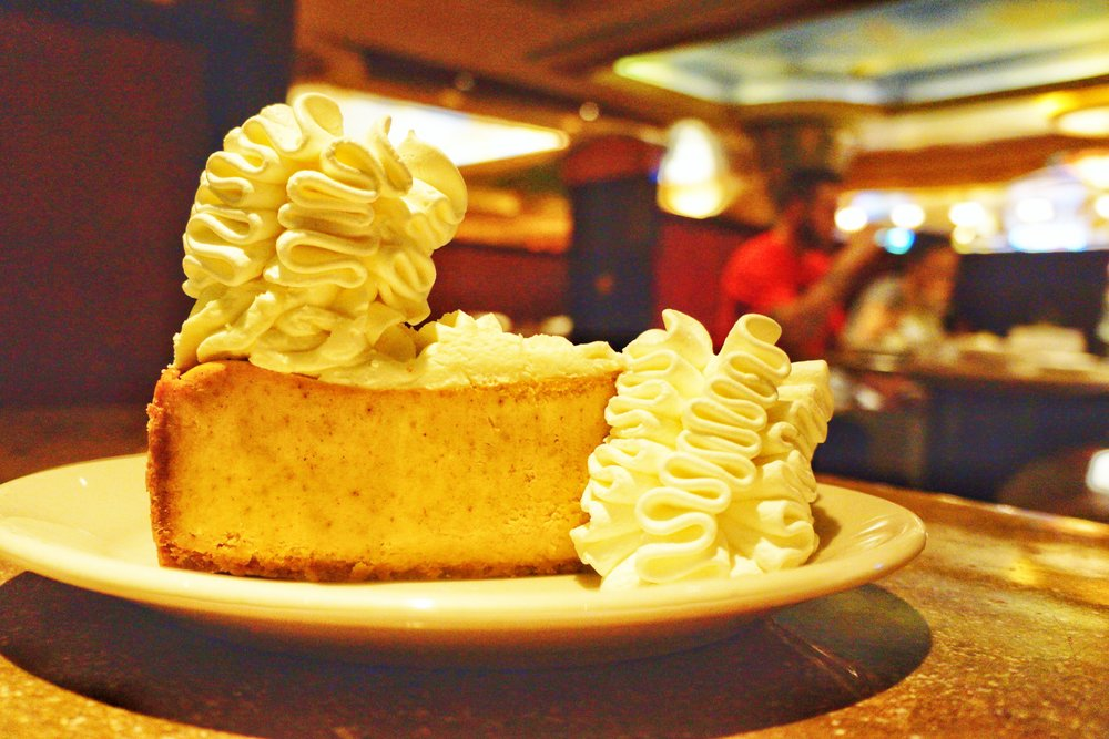 Seasonal Pumpkin Cheesecake
