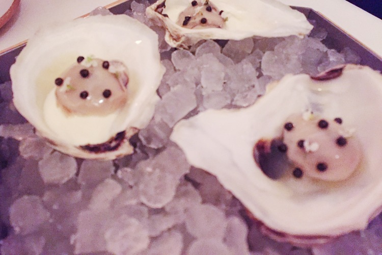 Wellfleet Oyster with Caviar