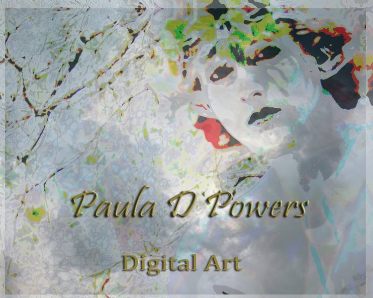 Paula D Powers - Digital Art