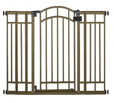 Summer Infant Multi-Use Deco Extra Tall Walk-Thru Gate; available on Amazon.com
