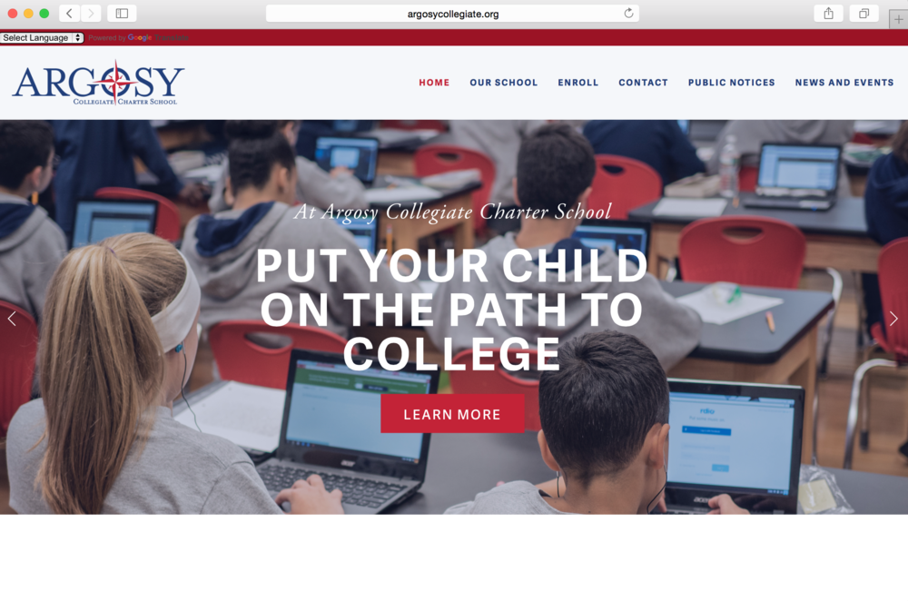 Argosy Collegiate Charter School