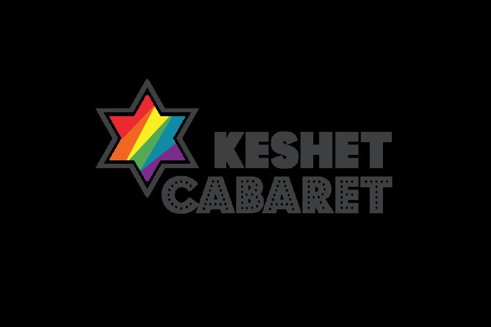 Keshet Cabaret logo