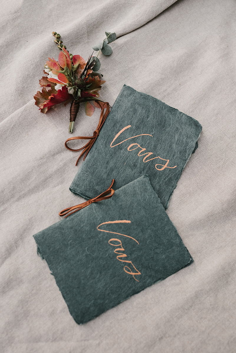 New Hampshire_Weekend Away Wedding Vow Books