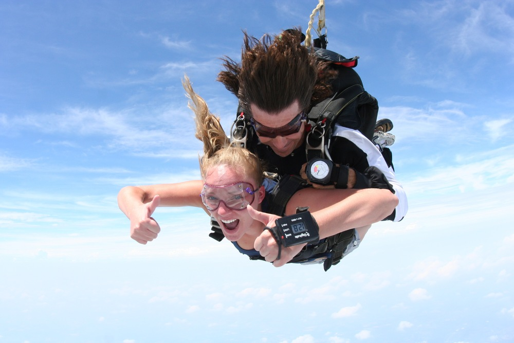 Skydiving Gift Certificates: 5 Tips for Gifting an Amazing