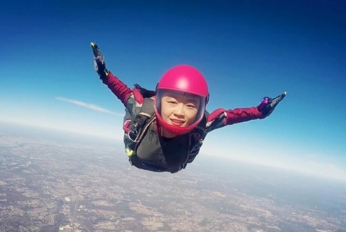 skydiving training nj