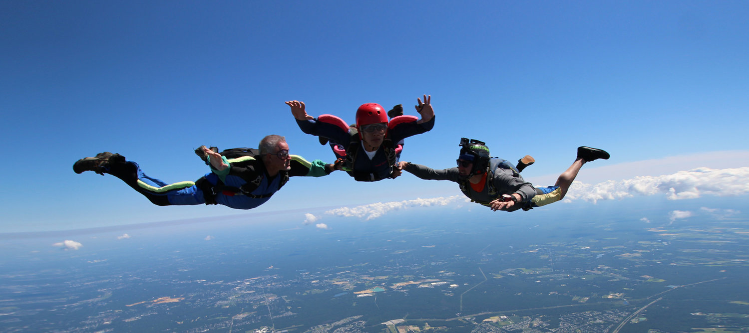 Skydiving License And Certification Near Philadelphia And New Jersey