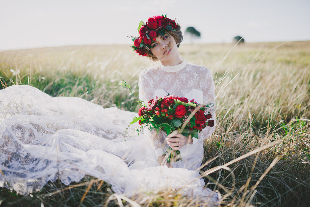 THE ROMANTIC   WITH  ALANA TAYLOR PHOTOGRAPHY