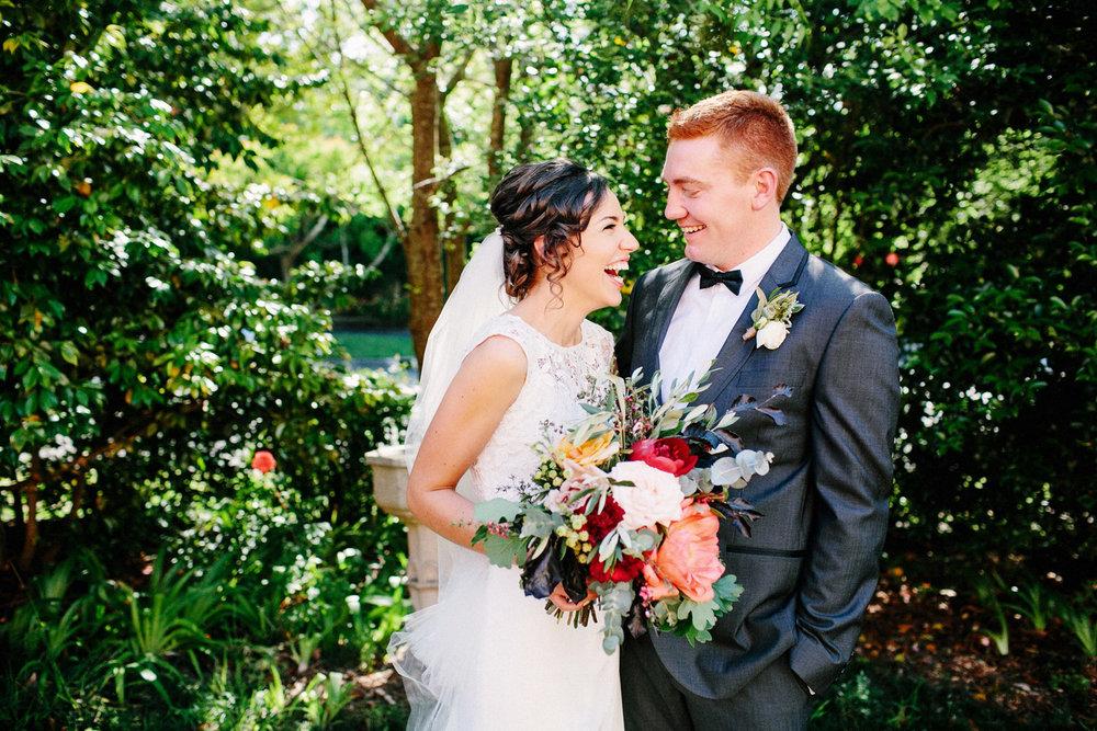 Real Wedding James & Steph