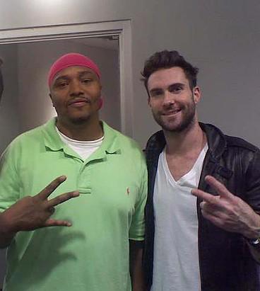 Malik & Adam Levine