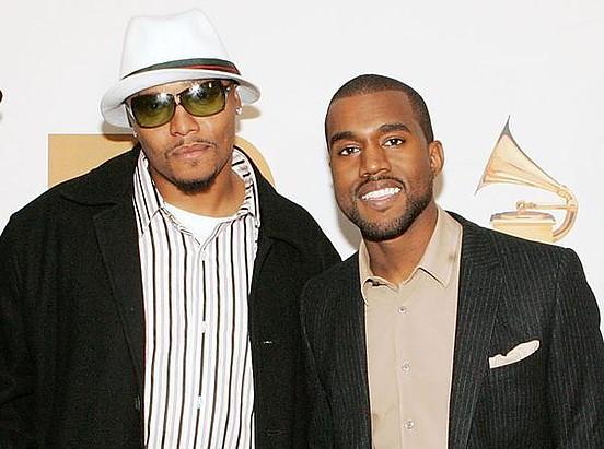 Malik & Kanye West