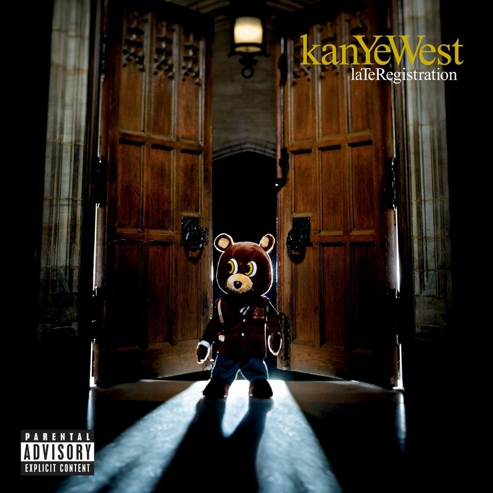 Kanye West - Late Registration (2005)