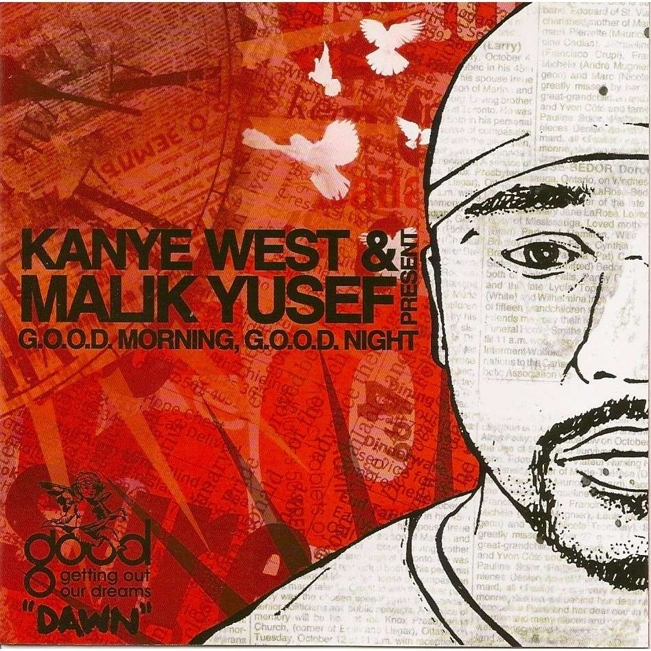 Malik Yusef - G.O.O.D. Morning, G.O.O.D. Night (2009)