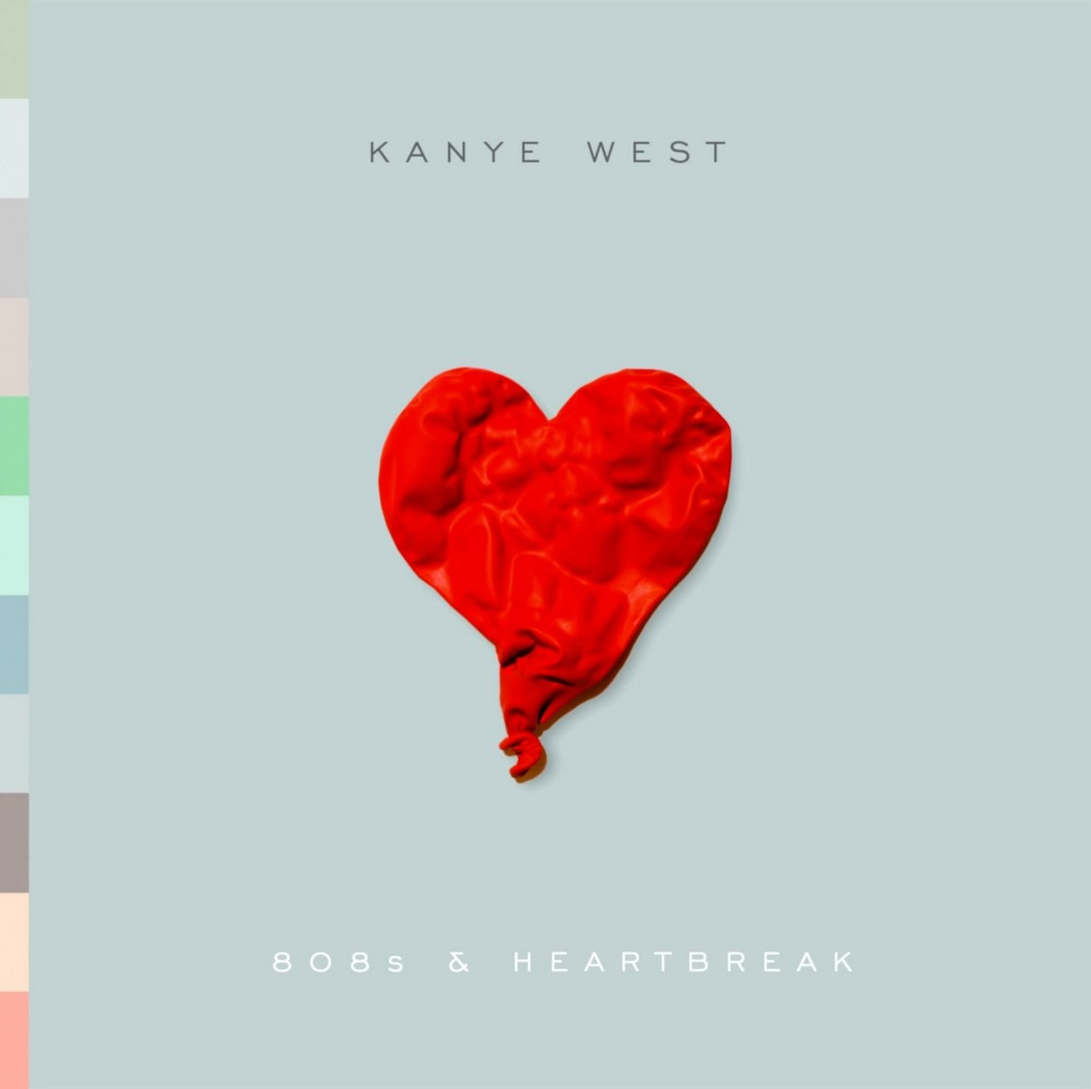 Kanye West - 808s & Heartbreak (2008)